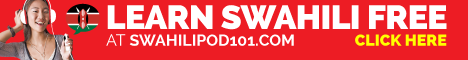 Learn Swahili with SwahiliPod101.com